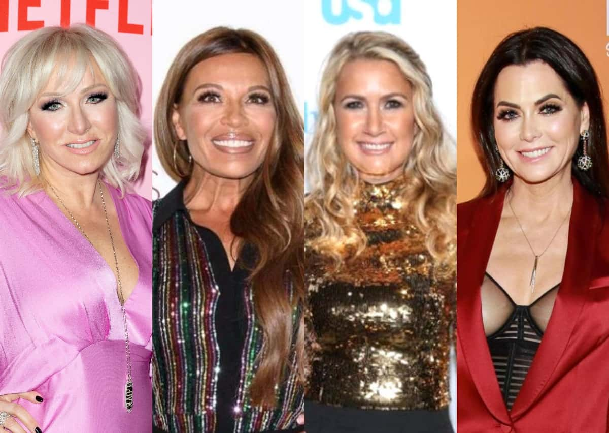 RHONJ's Margaret Josephs And Dolores Catania Blast RHOD Star Kary Brittingham Over Treatment Of D'Andra Simmons And Share Their Thoughts On Dr. Tiffany Moon As D'Andra Weighs In