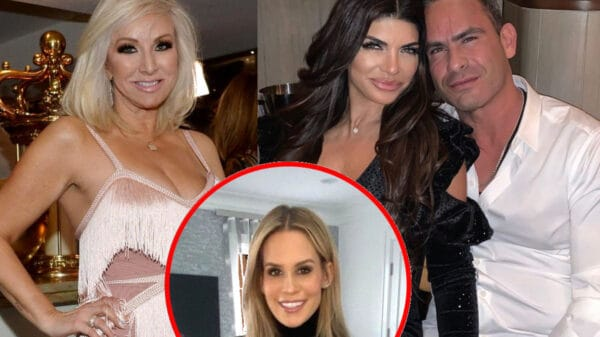 "Margaret Josephs Thinks Teresa Giudice is Moving ""Too Fast"" With Boyfriend Luis, Slams Her For ""Seeding"" Evan Cheating Rumor on RHONJ Premiere and Addresses Possible Reconciliation Between Teresa and Jackie, Dishes on Melissa and Joe's Marriage"