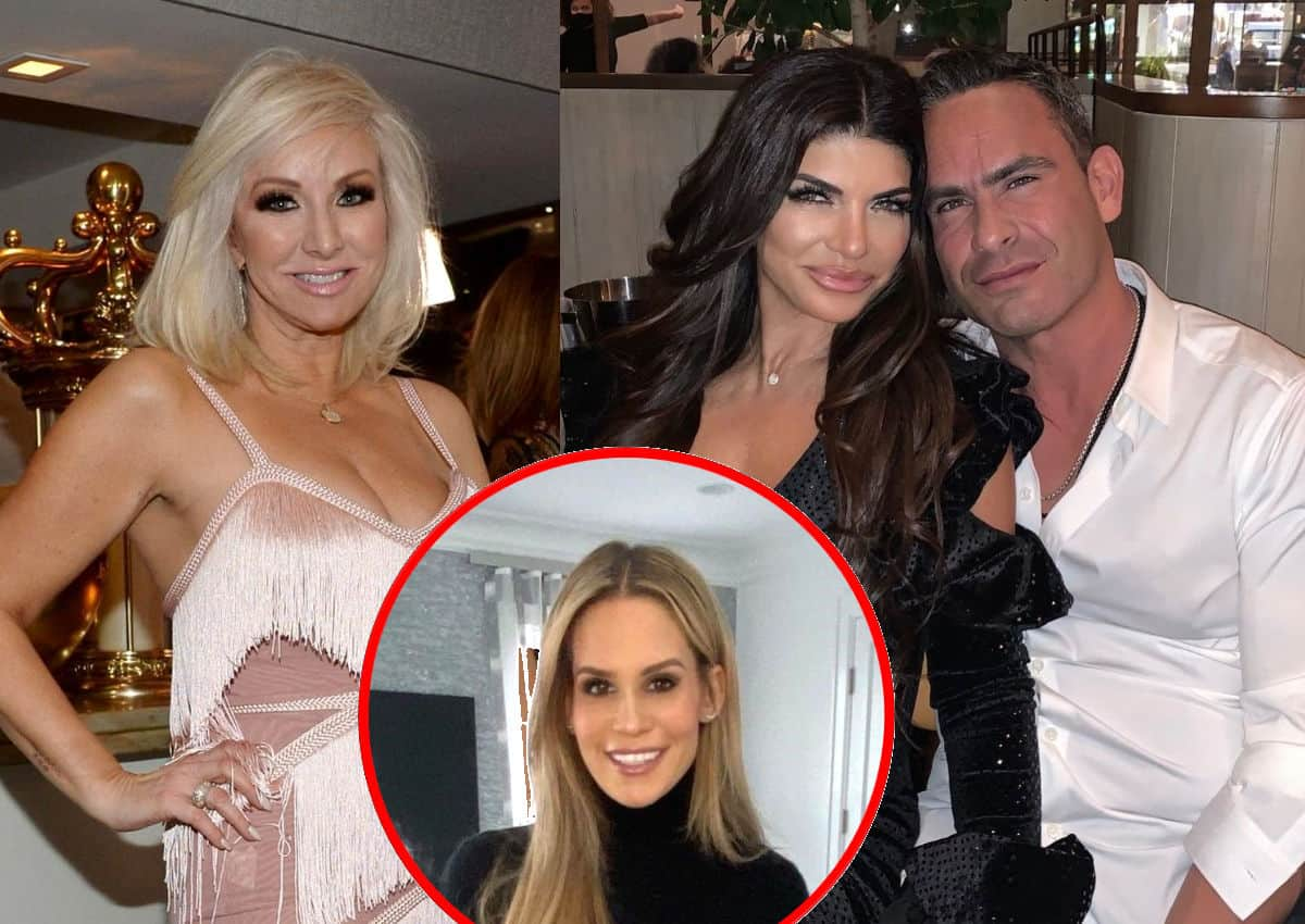 """Margaret Josephs Thinks Teresa Giudice is Moving """"Too Fast"""" With Boyfriend Luis, Slams Her For """"Seeding"""" Evan Cheating Rumor on RHONJ Premiere and Addresses Possible Reconciliation Between Teresa and Jackie, Dishes on Melissa and Joe's Marriage"""