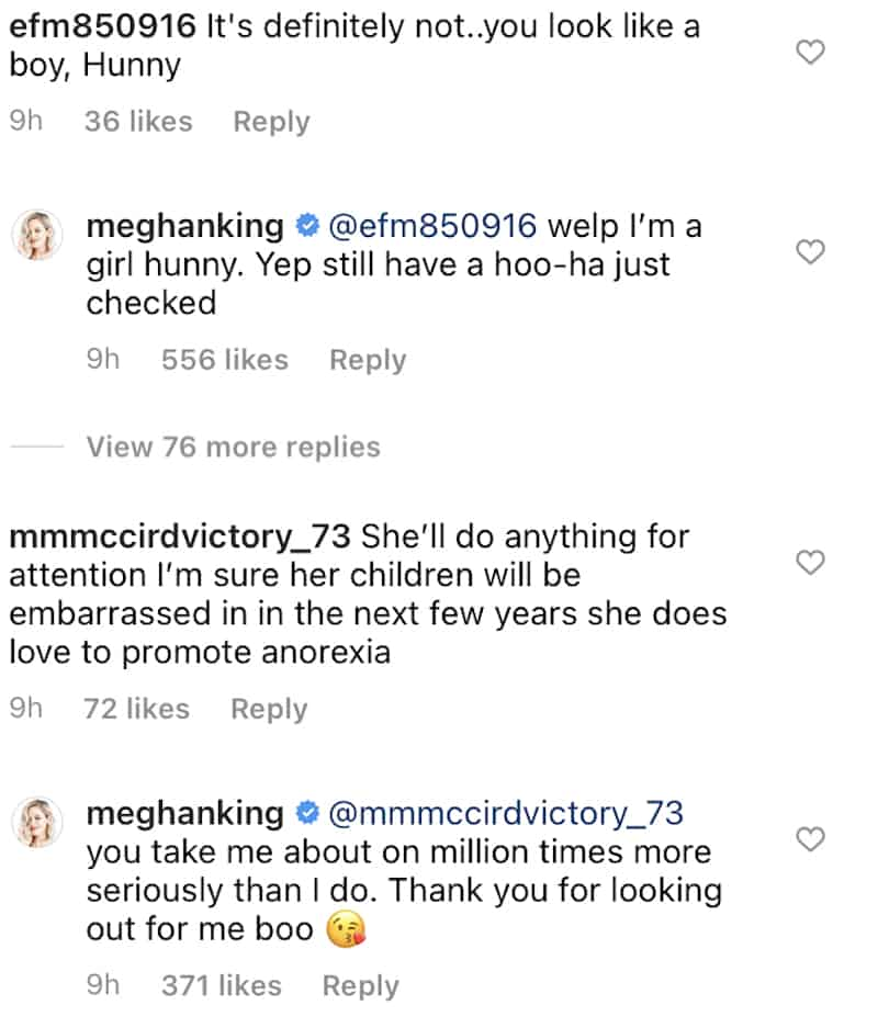RHOC Meghan King Edmonds Claps Back After Being Told She Looks Like a Boy