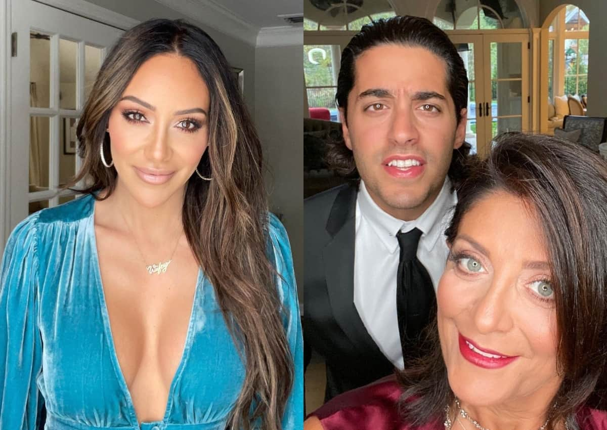 "RHONJ's Melissa Gorga Reacts To Joseph Wakile's ""Farm Animal"" Diss And Reveals Which Animal She Wants To Be, Discusses Gia Giuduce's Advice To Mom Teresa And Thoughts On Jackie's Analogy"