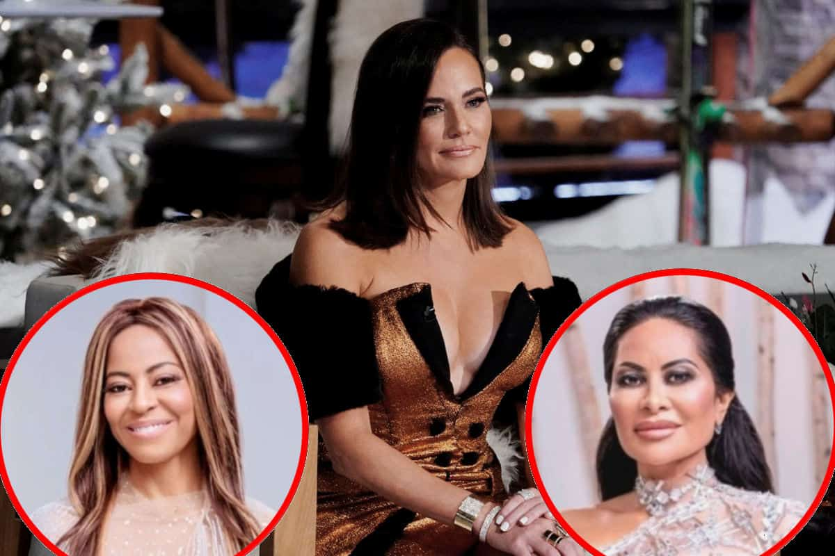 """Meredith Marks Addresses Mary Cosby's Controversial Church Comments and Jen Shah's """"Outbursts,"""" Reveals Which Bravolebrity Convinced Her to Join RHOSLC and What Surprised Her Most"""