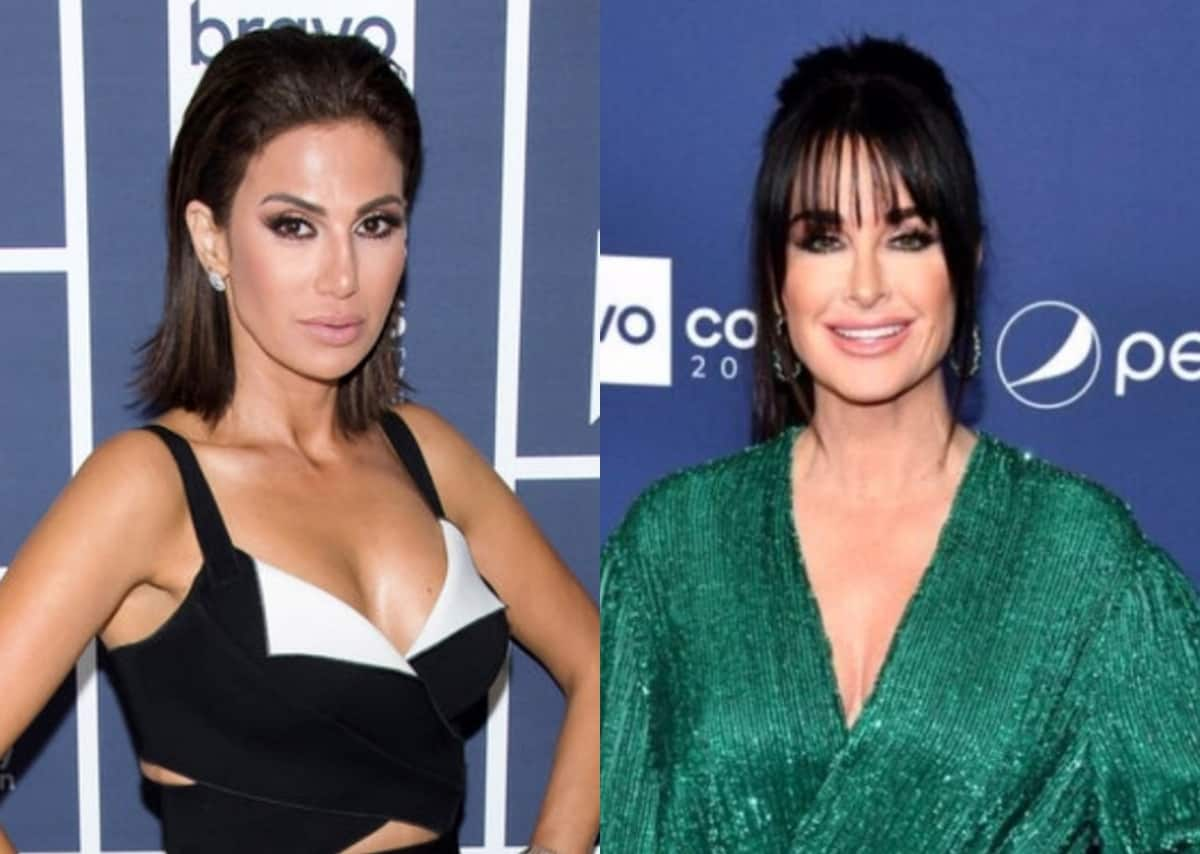 "Ex-RHOC Star Peggy Sulahian Accuses Kyle Richards of Trying to ""Take [Her] Down"" by Spreading Lies and Bashing Her on Social Media as Kyle Claps Back"