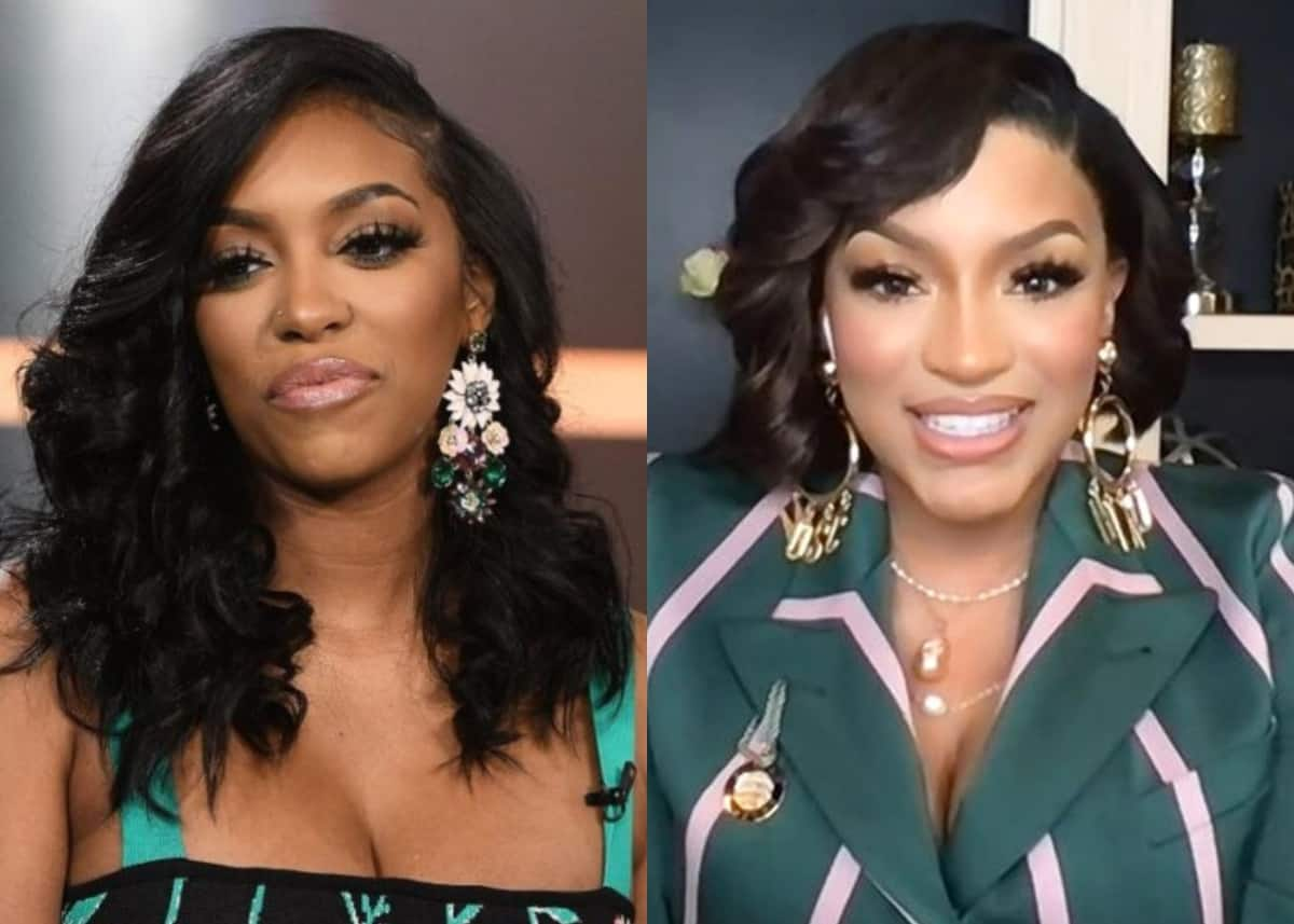 RHOA's Porsha Williams Reveals the Most Flirty Husband of the Show and the Best Kisser as Drew Sidora Shares Which of Their Cast Mates Acts Differently When Cameras Are Rolling