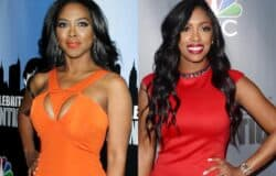 "Kenya Moore Blasts Porsha Williams For 'Getting Caught' and Using Her as 'Fall Guy' in Strippergate RHOA Drama as She Defends Herself Against ""Snitching"" Claims, Plus She Calls Out Shamea"