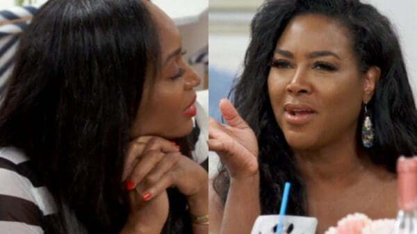 "RHOA Recap: Marlo Confronts Kenya Over ""Worst Room"" Assignment As Drama Erupts Between LaToya And Drew, Plus Dennis Asks Porsha To Marry Him In A Text Message"