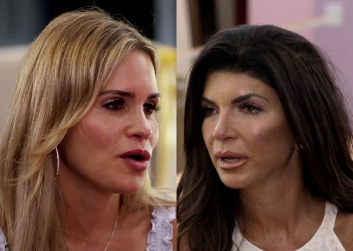 RHONJ Premiere Recap: Jackie Confronts Teresa Over Spreading Cheating Rumors About Evan At His Birthday Party