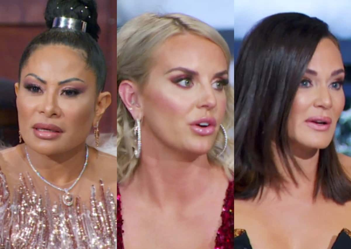 RHOSLC Reunion Part 3 Recap: Jen Has A Breakdown Over Racism Allegation, Whitney Shares Update On Dad, And Meredith Doesn't Understand Jen And Lisa's Friendship