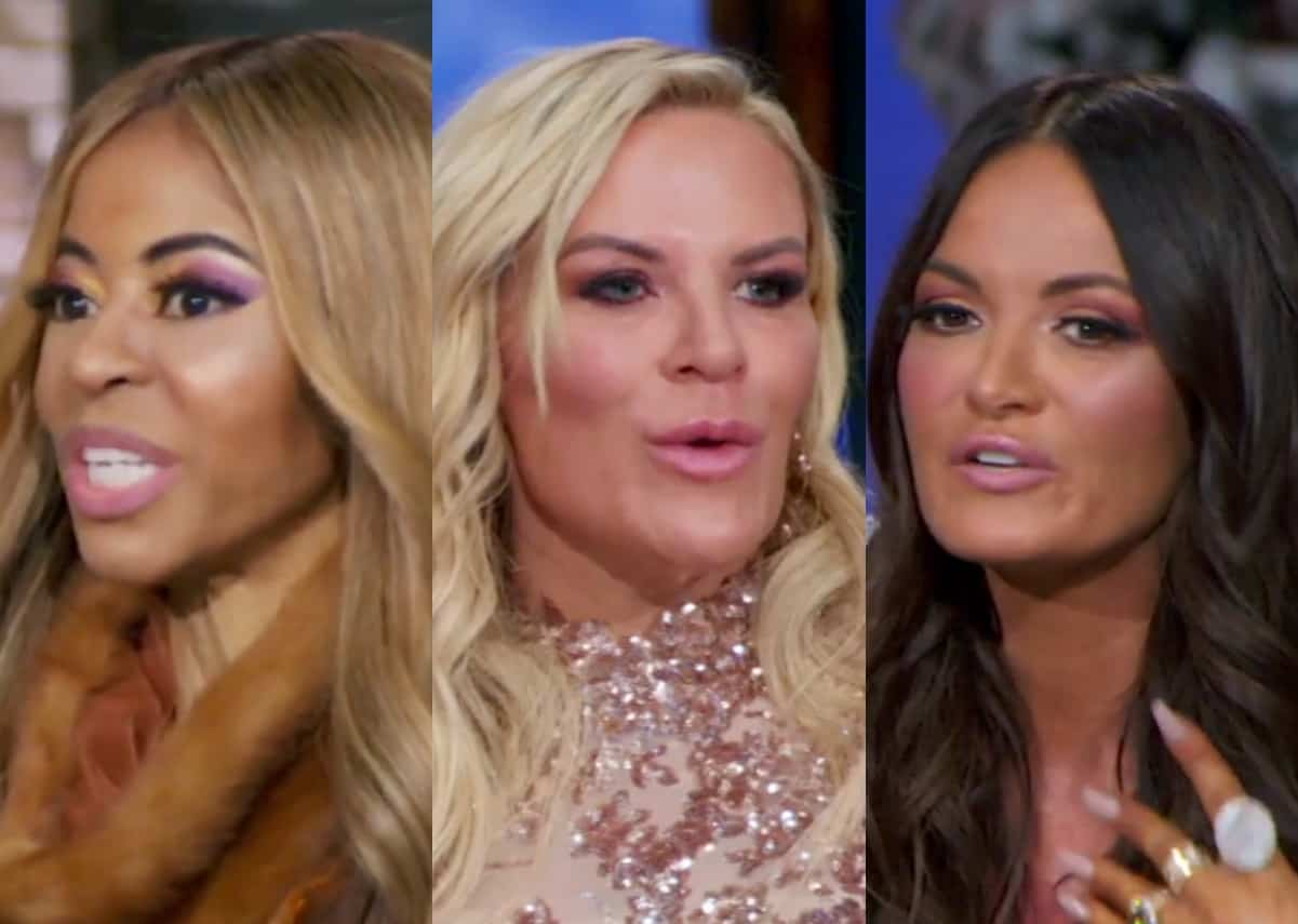 RHOSLC Reunion Part 2 Recap: Mary Addresses Marriage to Her Step-Grandfather and Audio Tape of Her Chastising Congregants; Heather and Lisa Fight About How Long They've Known Each Other