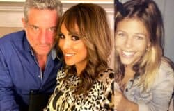 "Kelly Dodd Asks Stepdaughter Veronica to ""Stop Talking"" About Her and Husband Rick Leventhal as RHOC Star Claims She's Been Ignoring Their Calls"