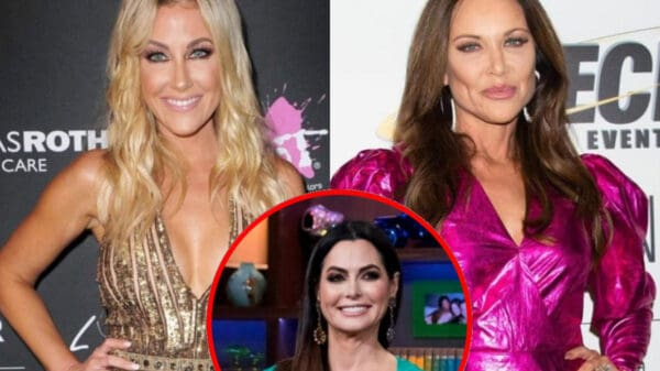 "RHOD Star Stephanie Hollman Dishes On Filming Season 5 Without LeeAnne Locken, Says D'Andra Is ""Different"" When LeeAnne Isn't Around And Admits She Feels Bad About Season 4 Reunion Drama"