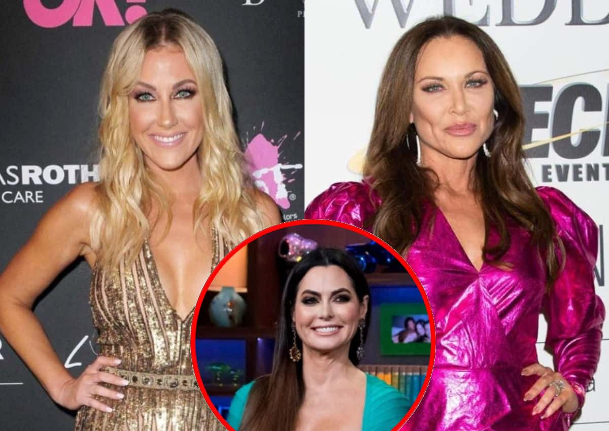 """RHOD Star Stephanie Hollman Dishes On Filming Season 5 Without LeeAnne Locken, Says D'Andra Is """"Different"""" When LeeAnne Isn't Around And Admits She Feels Bad About Season 4 Reunion Drama"""