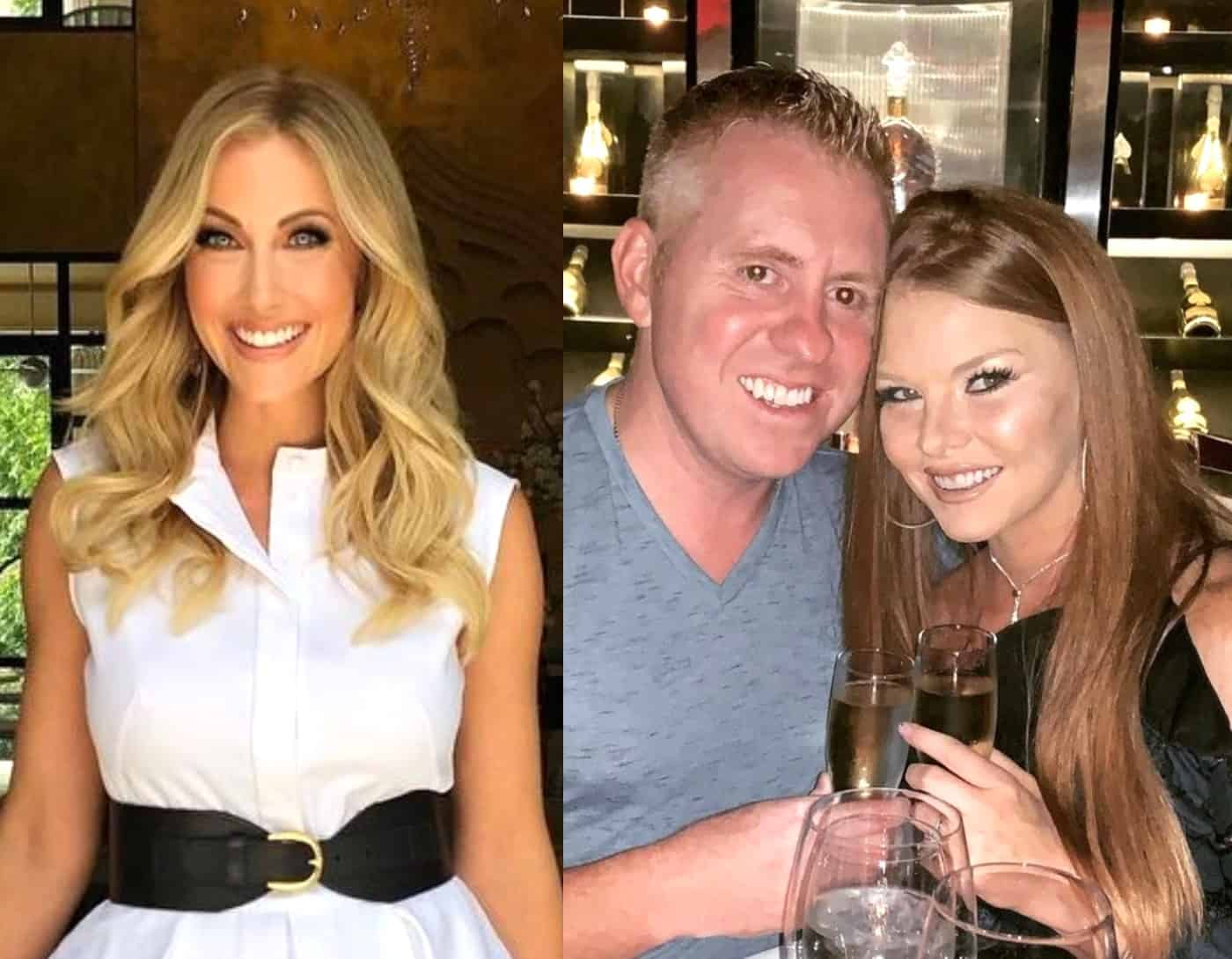"RHOD's Stephanie Hollman Defends Brandi Redmond's Husband Against Affair Rumors as Production Insider Claims Brandi Is ""Very Much Part"" Of Show After Cryptic Exit Statement"