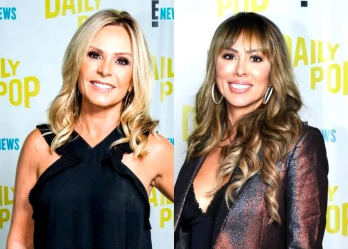 RHOC's Tamra Judge Discusses Kelly Dodd's Potential Firing, Admits to Being Confused by Bravo's Casting Decisions, and Reacts to Rumors of the Show's Possible Cancelation, Plus Kelly Takes a Break From Social Media