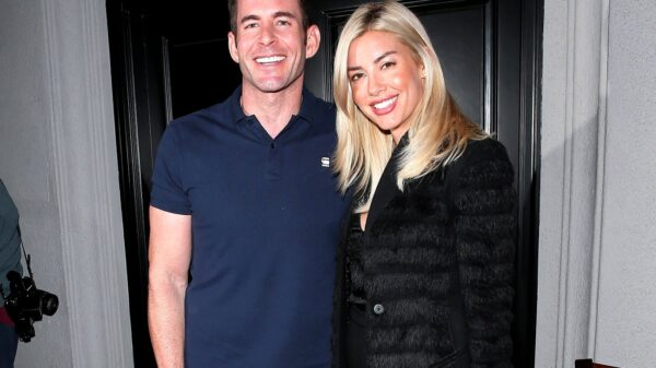 "Heather Rae Young Faces Backlash For Tattoo of Fiance Tarek El Moussa on Her Body, See the ""Yes Sir, Mr. El Moussa"" Tattoo Photo as Sunset Star Defends it After Deleting it"