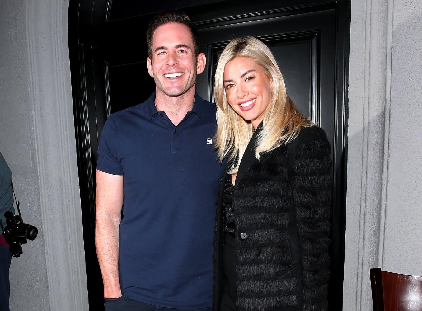 """Heather Rae Young Faces Backlash For Tattoo of Fiance Tarek El Moussa on Her Body, See the """"Yes Sir, Mr. El Moussa"""" Tattoo Photo as Sunset Star Defends it After Deleting it"""