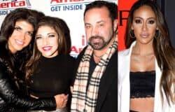 "RHONJ's Joe Giudice Slams Melissa Gorga Again, Accuses Her of Not Defending Gia Giudice Sooner Against Jackie's ""Crooked"" Analogy, Plus Teresa Giudice's Lawyer Speaks Out"