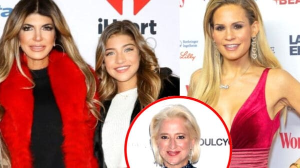 "RHONJ Star Gia Giudice Reacts to Jackie Goldschneider's ""Cocaine"" Analogy as Dorinda Medley Slams Jackie as the ""Lowest of Lowest"" and Teresa Giudice Weighs In"