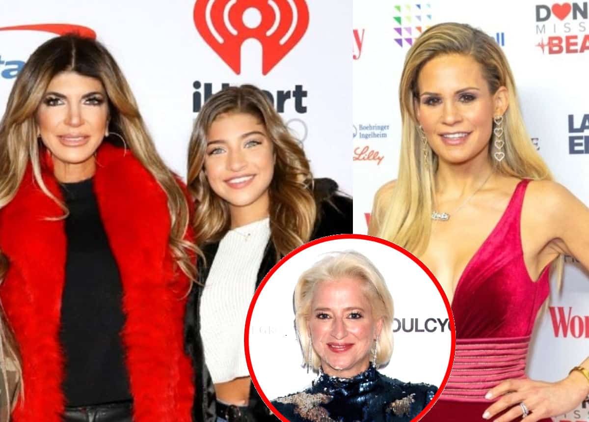 """RHONJ Star Gia Giudice Reacts to Jackie Goldschneider's """"Cocaine"""" Analogy as Dorinda Medley Slams Jackie as the """"Lowest of Lowest"""" and Teresa Giudice Weighs In"""