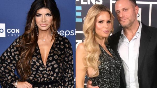 "Teresa Giudice Admits Jackie Goldschneider's Husband is Her ""Type"" and 'Good Looking' Before Slamming Her RHONJ Co-Star and Saying She Would Make Jackie Her ""B*tch"""