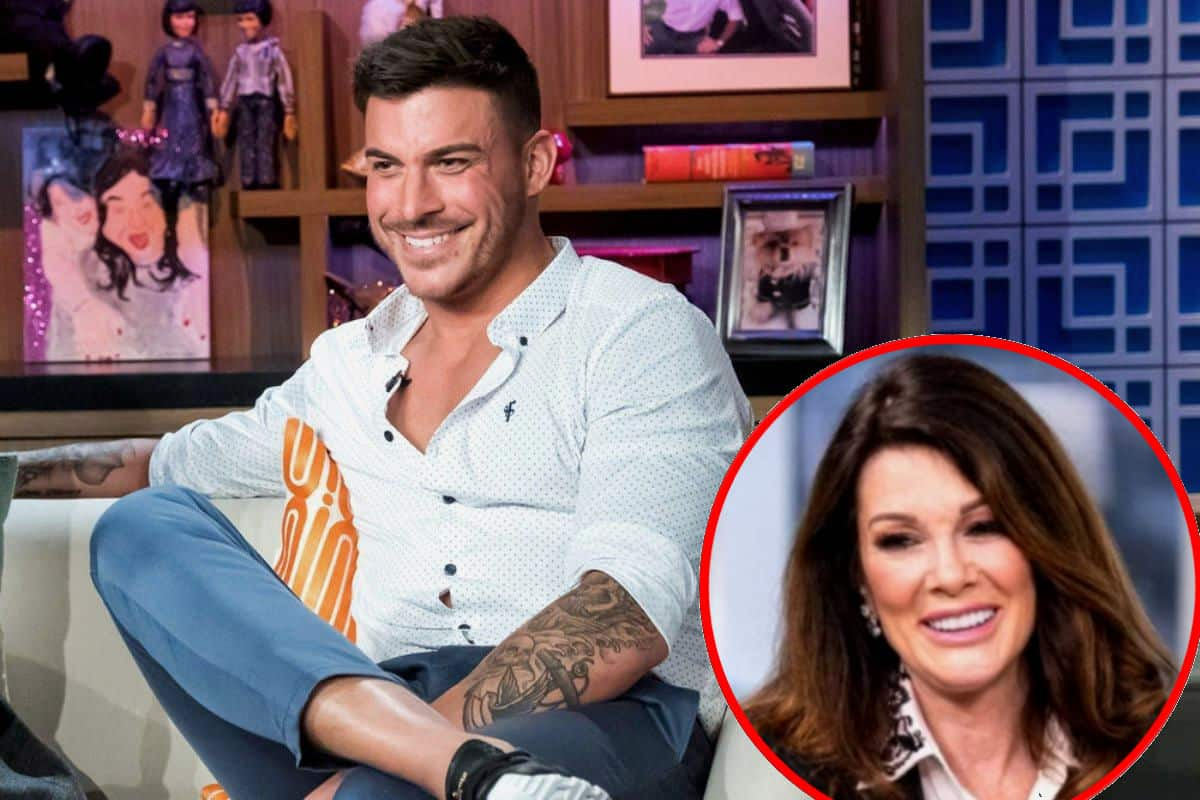 """Jax Taylor Admits He """"Checked Out"""" Of Vanderpump Rules Years Ago And Accuses Editors Of Making Him """"Look Bad,"""" Reveals If He's Spoken To Lisa Vanderpump Since His Exit And Teases New Show"""