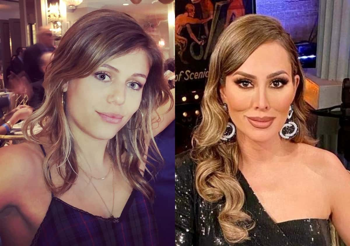 """Veronica Leventhal Reveals if Stepmom Kelly Dodd Should Quit RHOC as She Creates Support Group For People With """"Conservative Parents"""" But Admits to Being a """"Huge"""" Kelly Fan, Plus Source Explains Kelly's Cryptic Instagram Bio Change"""