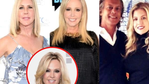 RHOC Alums Vicki Gunvalson and Tamra Judge Seemingly Taunt Shannon With Congratulatory Post To David Beador After Baby News As Vicki Confirms Full Price Offer On NC Lake House And Addresses Reconciliation Rumors With Ex Donn