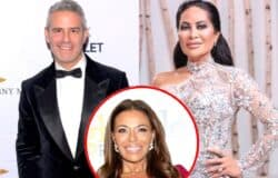 Andy Cohen Reacts to Leaked Video of RHOSLC Star Jen Shah Verbally Abusing Employees, Plus Dolores Catania Admits Some of Teresa's Behavior on RHONJ is Indefensible