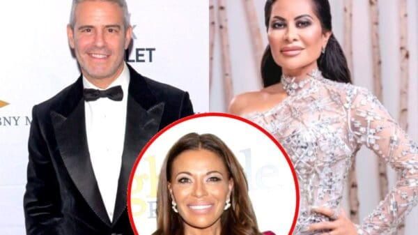 Andy Cohen Reacts to RHOSLC Star Jen Shah Verbally Abusing Employees in Leaked Video as Dolores Catania Admits Some of Teresa Giudice's Behavior on RHONJ is Indefensible