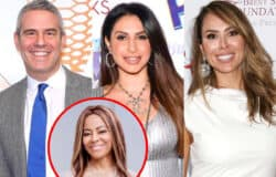 Andy Cohen Throws Shade at RHONJ Star Jennifer Aydin's Home and Seemingly Defends Kelly Dodd, Plus He Gushes Over Mary Cosby's RHOSLC Reunion Performance