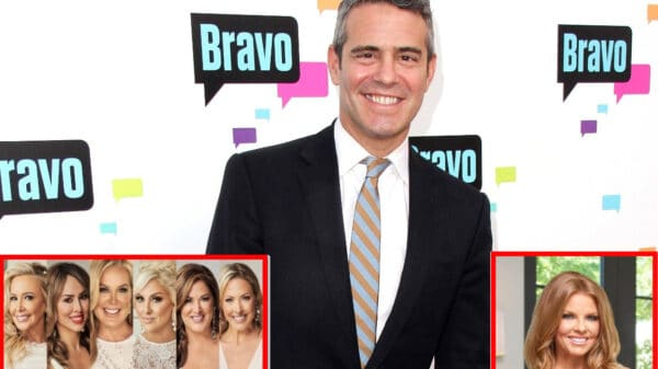 Andy Cohen Confirms RHOC Status And Cast Shakeup, Discusses Pump Rules Firings, And Explains Why Brandi Redmond Was Brought Back To RHOD After Racism Scandal, Plus RHOM Reboot