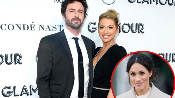 "Ex-Vanderpump Rules Star Stassi Schroeder Shades Bravo for Firing as She Discusses Meghan Markle's Hardships With Piers Morgan and the Royal Family, Plus Why Beau Clark Thinks Prince Harry is a ""D-ck"""