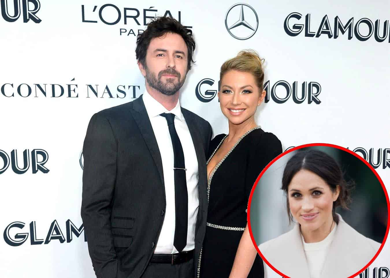 """Ex-Vanderpump Rules Star Stassi Schroeder Shades Bravo for Firing as She Discusses Meghan Markle's Hardships With Piers Morgan and the Royal Family,Plus Why Beau Clark Thinks Prince Harry is a """"D-ck"""""""