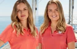 "Below Deck Sailing Yacht's Alli Dore Reacts To Daisy Kelliher's ""Half A Brain"" Diss And Shares Her Thoughts On Captain Glenn Shephard"