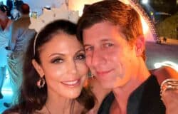 PHOTO: Bethenny Frankel is Engaged to Boyfriend Paul Bernon After Finalizing Divorce! See Ex-RHONY Star's Stunning Engagement Ring as She Hits the Beach in Florida
