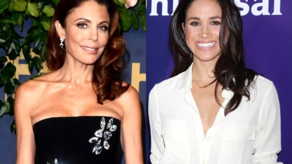"Bethenny Frankel Apologizes After Backlash for Meghan Markle Tweet, Acknowledges Her ""Emotional Distress"" and Experiences With ""Racism"" After Calling Her Out for Whining During Oprah Tell-All"
