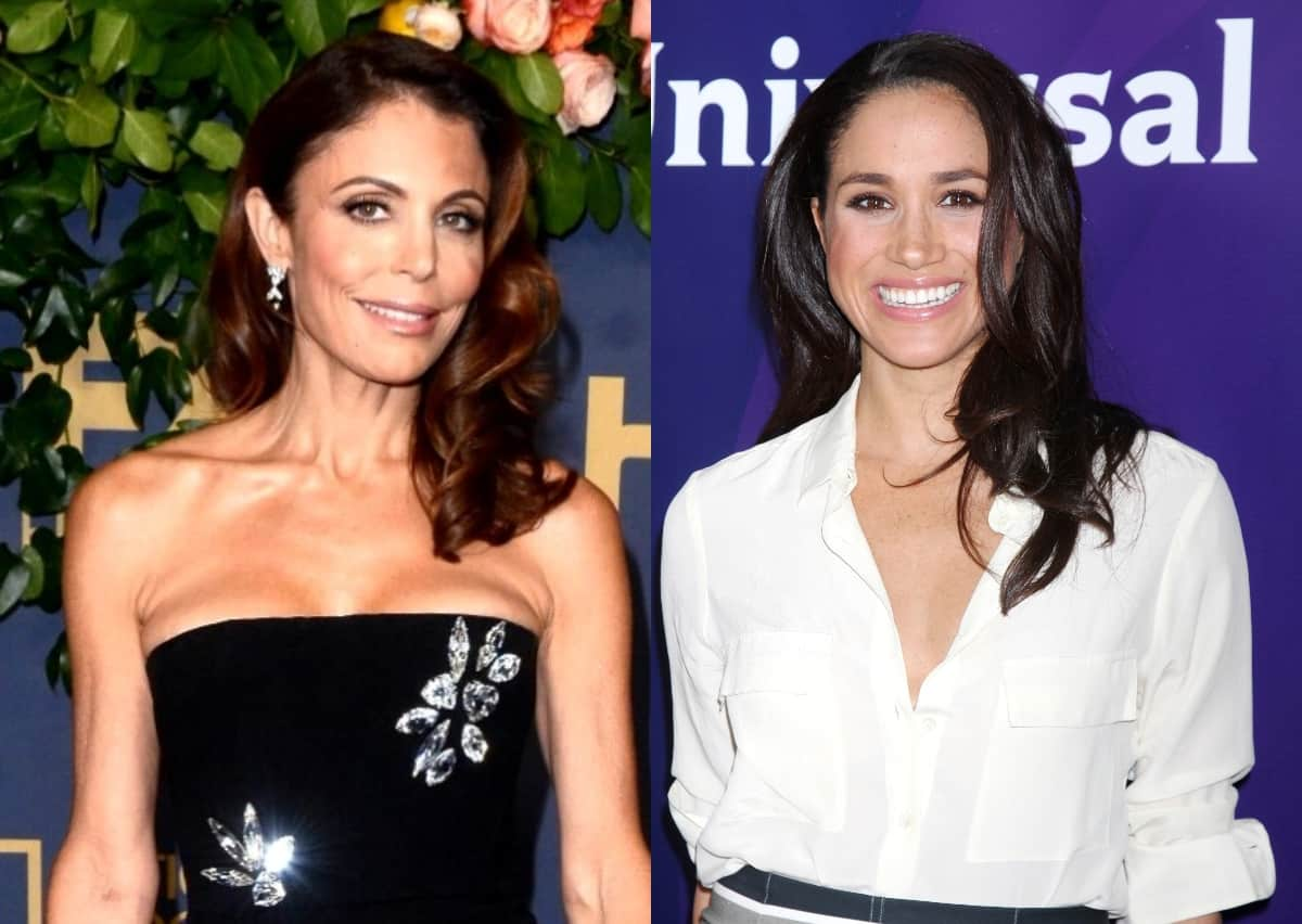 """Bethenny Frankel Apologizes After Backlash for Meghan Markle Tweet, Acknowledges Her """"Emotional Distress"""" and Experiences With """"Racism"""" After Calling Her Out for Whining During Oprah Tell-All"""