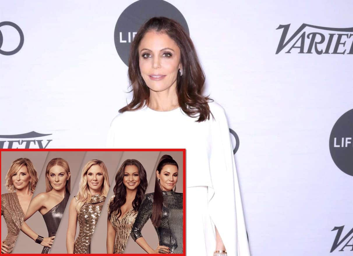 """RHONY Cast Upset With """"Petty"""" Bethenny Frankel For Orchestrating Engagement News On The Day Season 13 Trailer Dropped As Price Of The Skinnygirl Mogul's Massive Ring Is Revealed"""