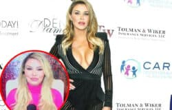 PHOTOS: RHOBH Star Brandi Glanville Looks Unrecognizable During New Interview as She Admits Denise Richards Has Been Ignoring Her Emails