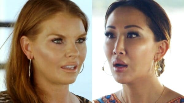 RHOD Recap: Brandi Confronts Tiffany About Feeling Uncomfortable Around Her As D'Andra And Kary Bury The Hatchet