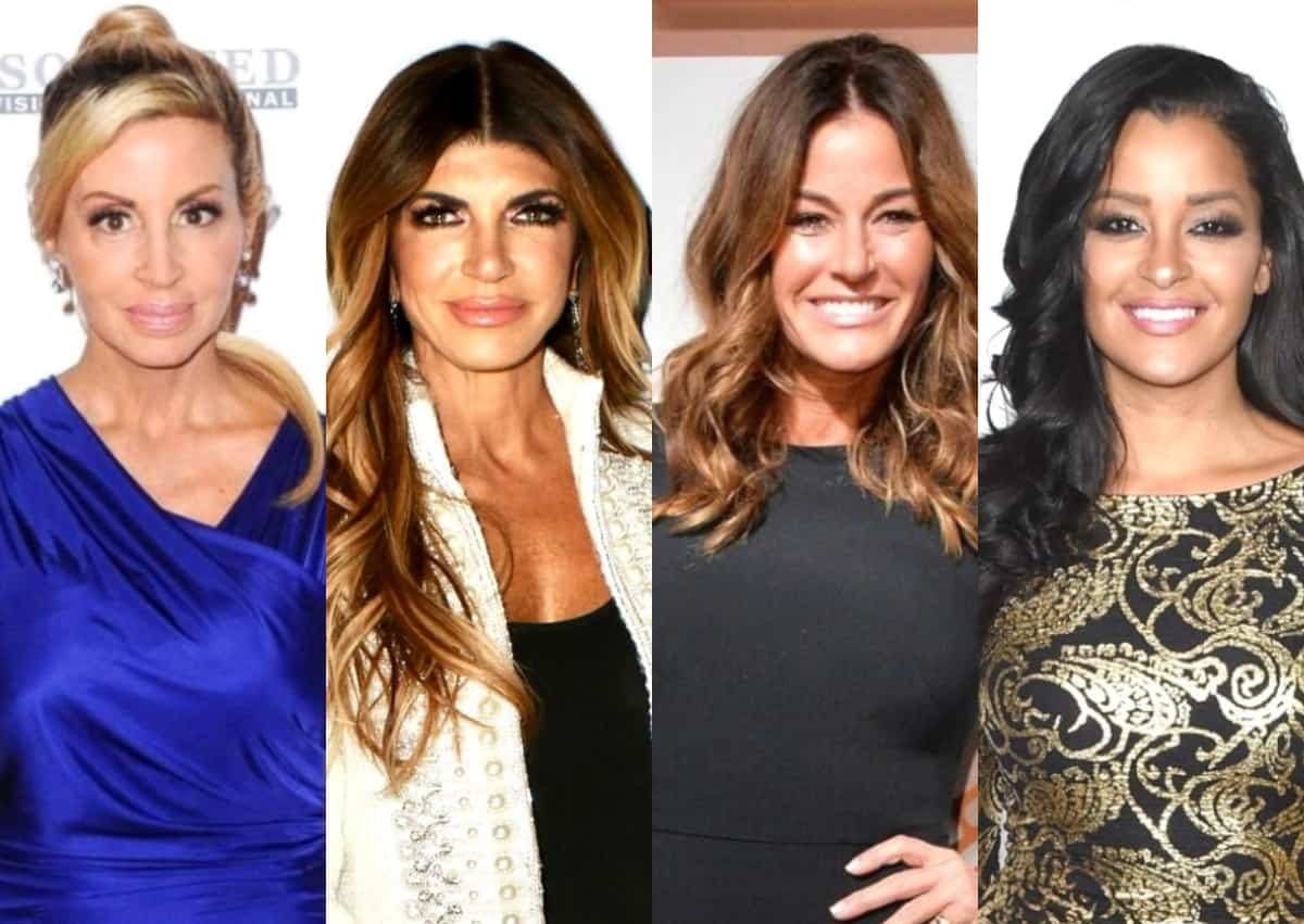 Open Post: Top Ten Most Dramatic Housewives Dinner Parties
