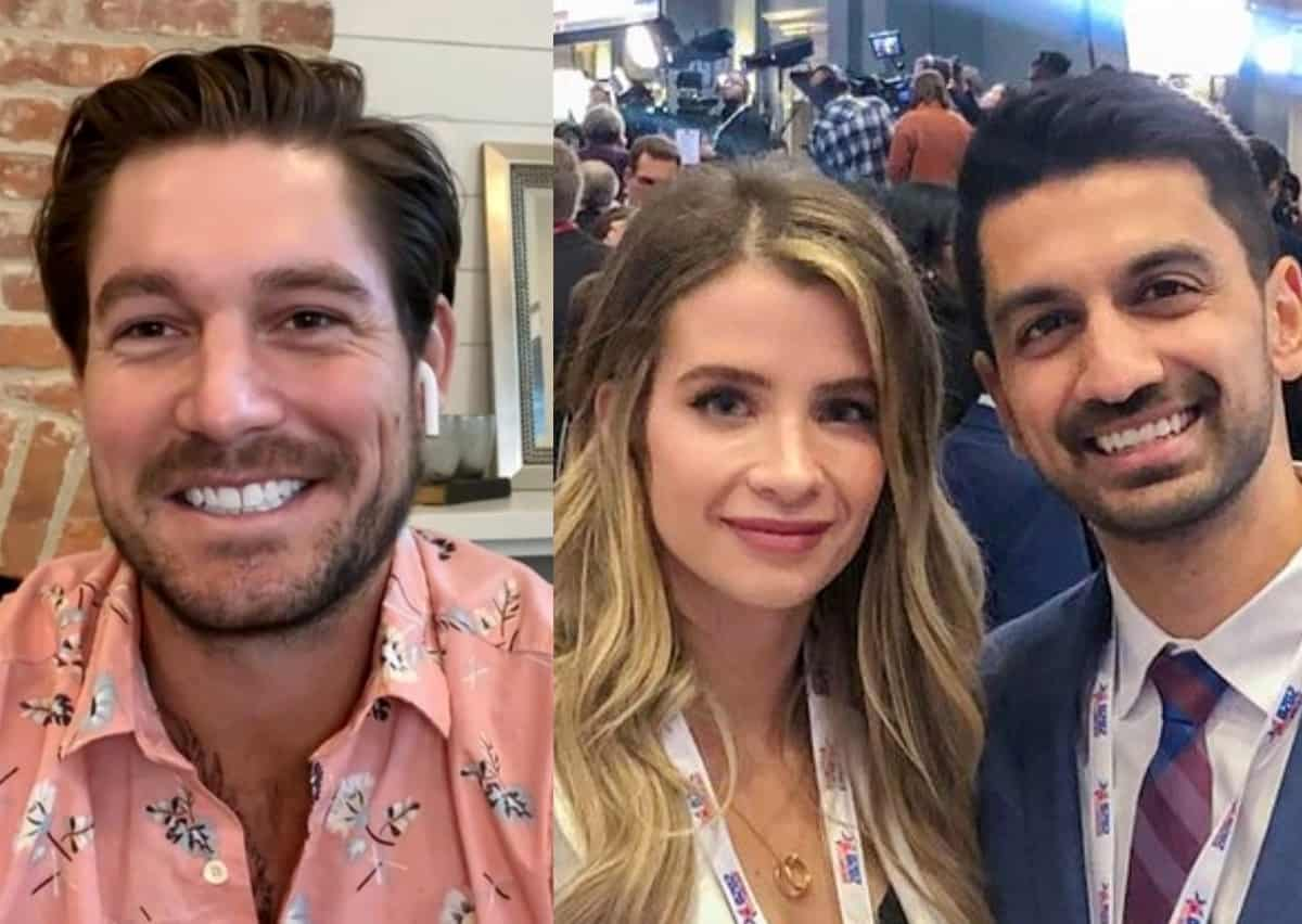 Southern Charm's Craig Conover Details Run-In With Naomie Olindo and Metul Shah, Reveals If He's Still in Touch With Thomas Ravenel, Plus Talks Sewing Down South Store and New Law Firm