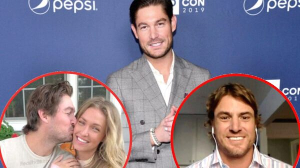 """Southern Charm's Craig Conover Reveals He Opened A Law Firm, How Girlfriend Natalie Hegnauer Surprised Him On His Birthday, Plus """"Ups And Downs"""" In Friendship With Shep Rose"""
