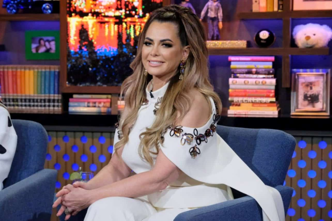"""D'Andra Simmons Reacts To Fans Who Claim She 'Faked COVID,' Shares Biggest Regret On RHOD And Reveals Whether Costars Are """"Fame Wh*res"""""""