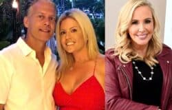 "David Beador Admits He Threatened to Sue Ex Shannon Beador For ""Hate and Lies"" She's Spread About Wife Lesley and Suggests RHOC Star Puts Fame Before Their Kids"