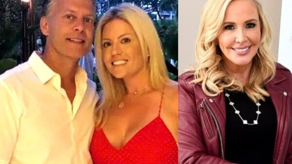 "David Beador Reveals He Threatened To Sue Shannon For The ""Hate And Lies"" She's Spread About Wife Lesley And Suggests RHOC Star Puts Fame Before Their Kids"