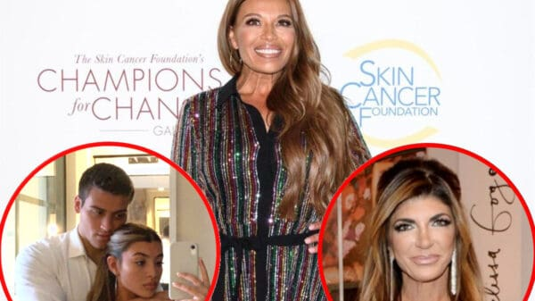 Dolores Catania Dishes on Son Frankie's Girlfriend, Reveals If She's Living With Boyfriend David Principe, and Thoughts On Teresa's RHONJ Drama, Plus Live Viewing Thread