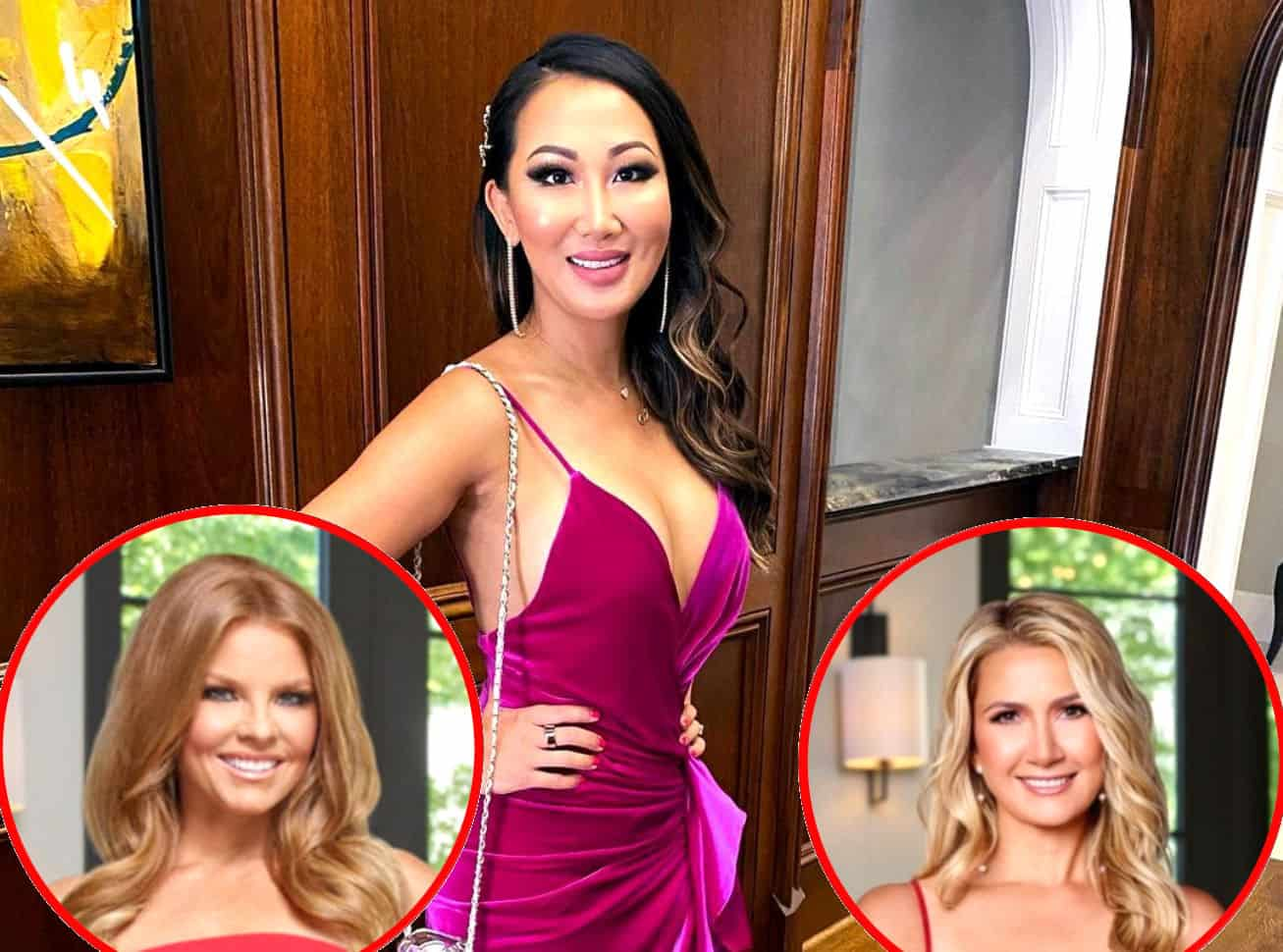 """RHOD's Dr. Tiffany Moon Reflects on """"Toxic Situation"""" With Costars, Addresses Brandi Redmond's Claims of Being Uncomfortable, Plus Responds to Fan Who Suggests Kary Brittingham is a Bad Friend"""