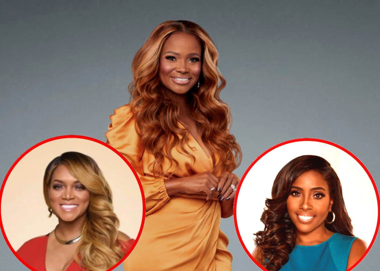 "Married to Medicine's Dr. Heavenly Calls Maria Huq's Exit ""A Good Move"" and Claims She Had No Friends on the Cast, Says Dr. Simone Ignored Her Calls After Reunion and Shades Co-Stars"