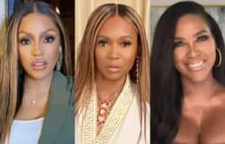"Drew Sidora Accuses Marlo Hampton Of Doing ""Kenya's Dirty Work"" After Questioning RHOA Costars About Bolo, Plus Cynthia Bailey Slams Marc Daly For Giving Kenya ""Mixed Signals"""